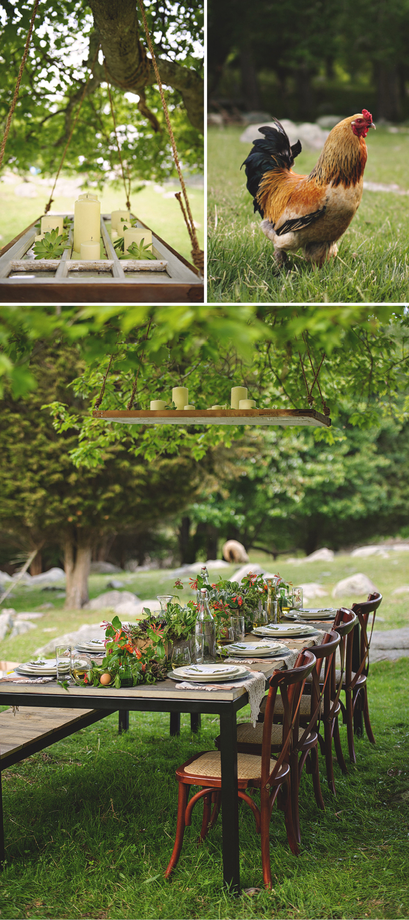 WellWed Magazine | Farmhouse Fête Editorial 2013