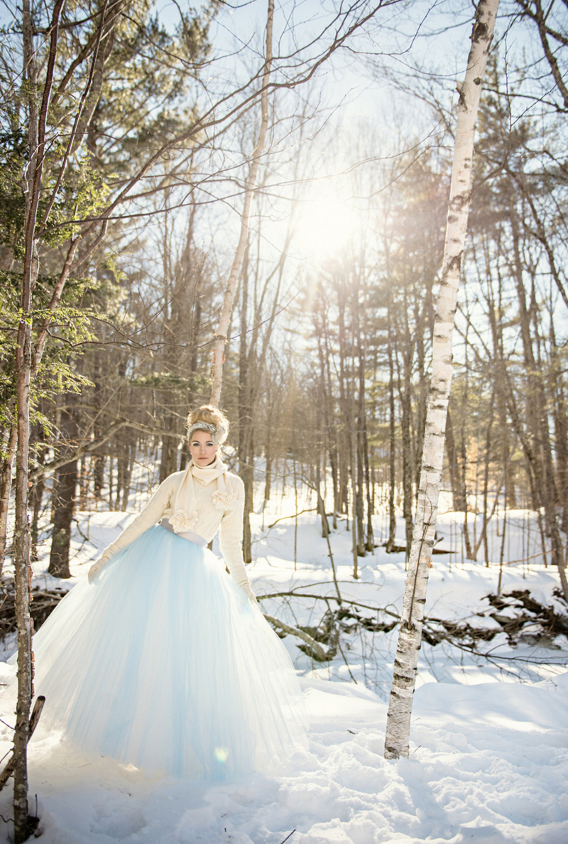 Vermont Vows Magazine | Countryside Chill Editorial 2013