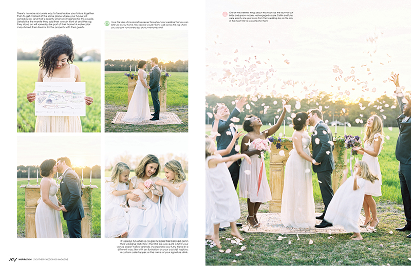 Love Preserved | Southern Weddings V8